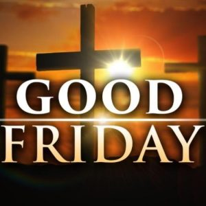 Good Friday Concert of Prayer