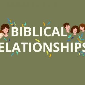 Dealing with Your Enemies (Matthew 5:43-48)